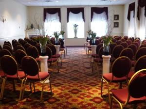 Adams Room Ceremony